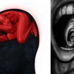 Как видят депрессию художники.