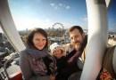 Эта семейка не увольнялась с работы, но при  этом путешествует по миру со своим 3-летним ребенком.