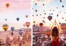 Когда реальность выглядит лучше, чем Photoshop: 15 невероятно красивых фотографий Каппадокии.