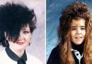 Прически 80-х и 90-х годов, которые больше никогда не должны возвращаться в моду.