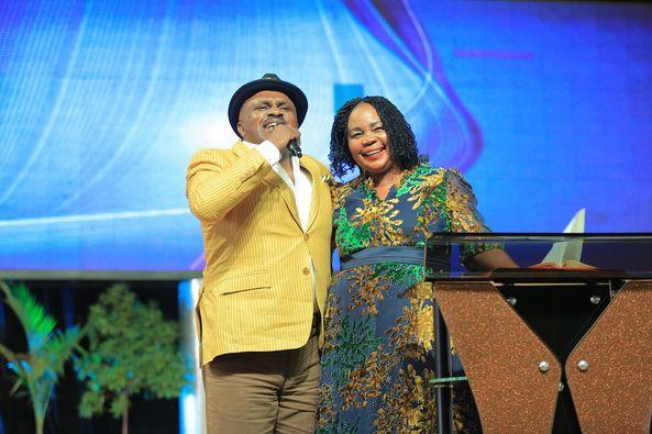 Pastor Tom and Imelda Kula
