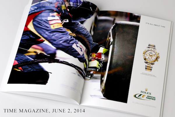 Rolex Formula 1