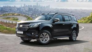 Xe Chevrolet Trailblazer giảm giá ở Nghệ An