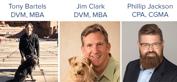 VIN Foundation | Supporting veterinarians to cultivate a healthy animal community | Blog | VIN Foundation Announces New Board Members | Jim Clark, DVM, MBA | Tony Bartels, DVM, MBA | Phillip Jackson, CPA, CGMA