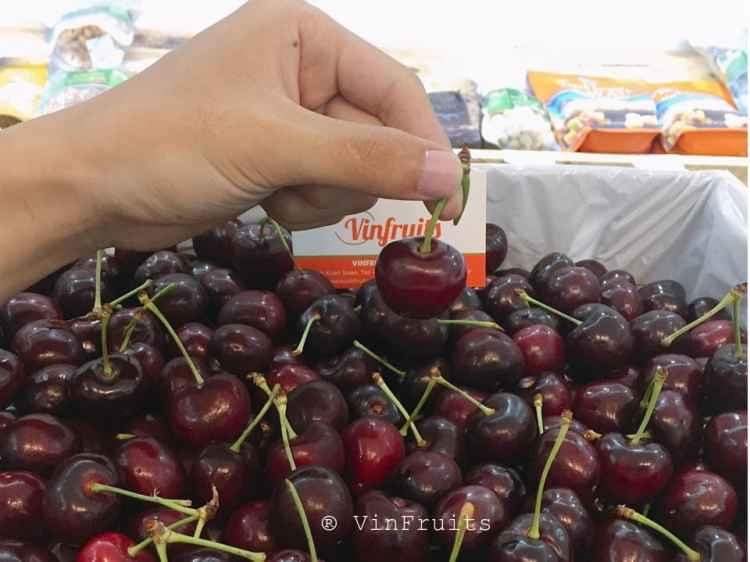 Trái cây nhập khẩu Quận 1 tphcm