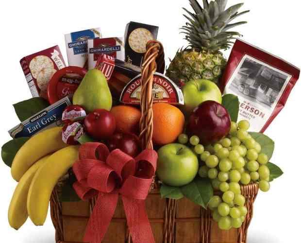 Giỏ trái cây cao cấp - Vinfruits