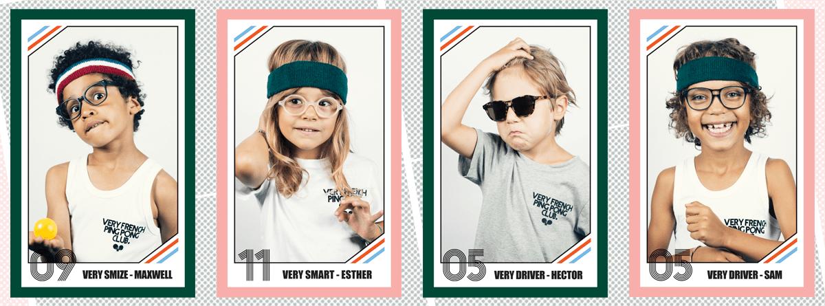 Ruim assortiment kinderbrillen.