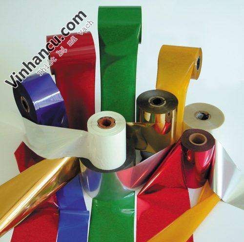 Ribbon mực in mã vạch Armor WAX AWR 8