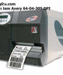 máy in Avery 64-04 305 DPI giá rẻ