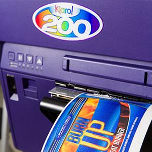 máy in tem nhãn màu khổ lớn 212mm