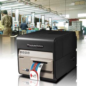 máy in tem nhãn mã vạch nhiều màu