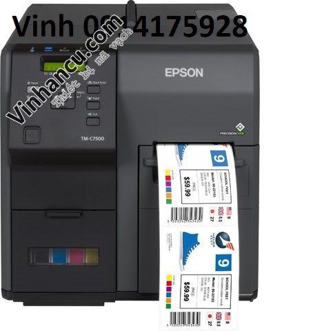 máy in tem màu đang bán 2019, cần máy in tem nhãn màu, máy in nhãn nhiều màu giá rẻ tm-c7520g, sửa chữa máy in tem nhãn, barcodes mã vạch trong quản lý tài sản, barcodes mã vạch ứng dụng