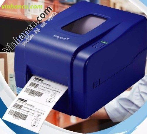 máy in tem nhãn mã vạch tsc zenpert 4t300 giá rẻ