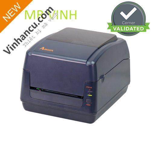 máy in mã vạch argox p4 350 chính hãng - p4 350 300 dpi