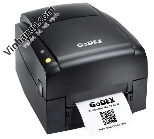 Mô tả sản phẩm. Máy in mã vạch Godex EZ130 giá tốt rẻ nhất Việt Nam