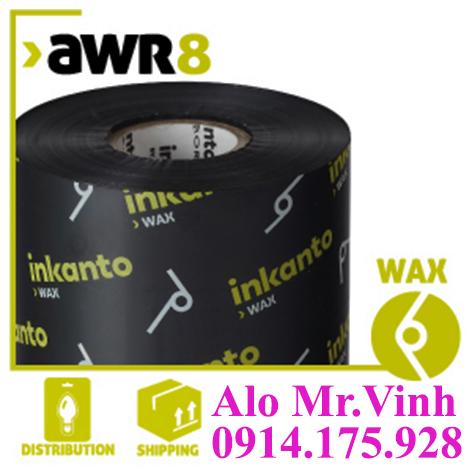 Mua Ribbon ARMOR INKANTO Giá Rẻ Nhất Việt Nam, Mua Ribbon Wax INKANTO AWR8 giá sỉ 2018