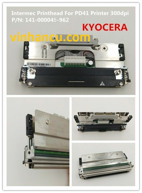 Mua Đầu in máy in tem Intermec PX4i 203 dpi 1-040082-900