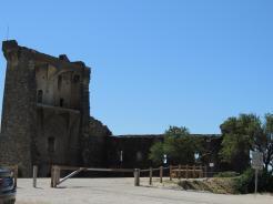 ruina parede