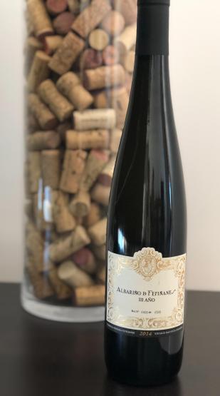 vinho da Fefinanes