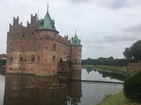 Castelo de Egeskov – Dinamarca
