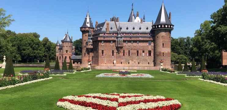 Castelo de Haar – Holanda