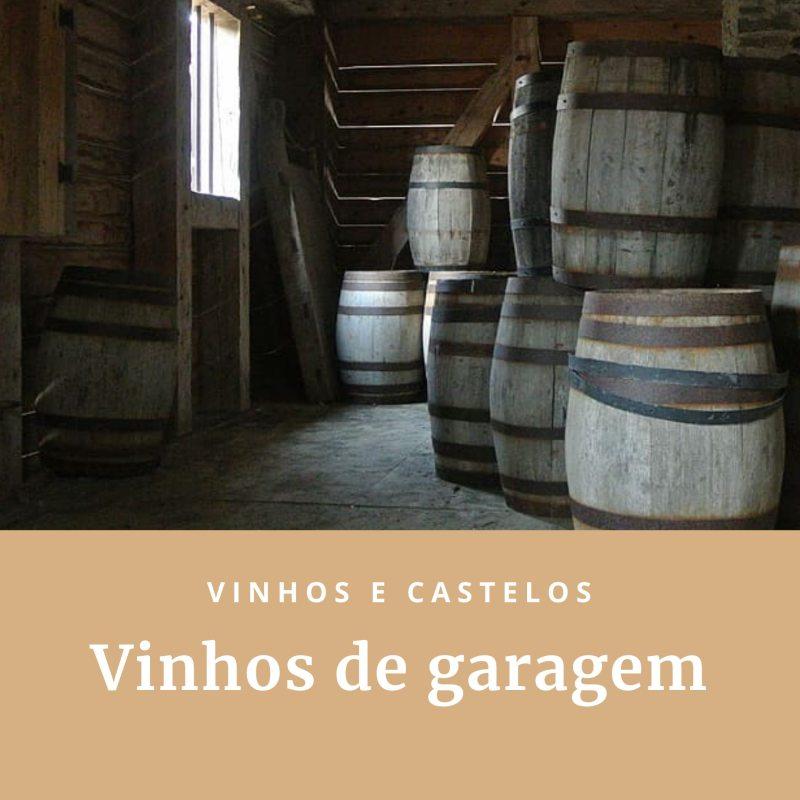 Vinhos de garagem