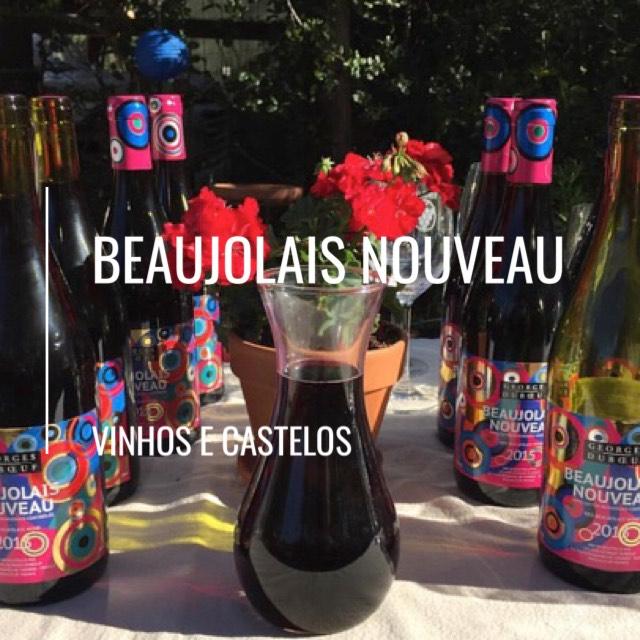 Conheça o Beaujolais Nouveau