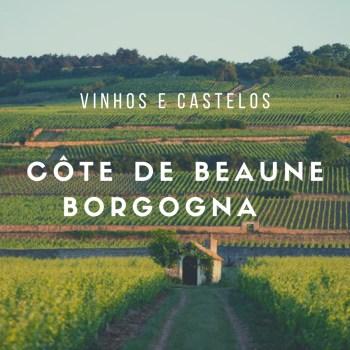 Côte de Beaune e seus grandes vinhos brancos da Borgogna