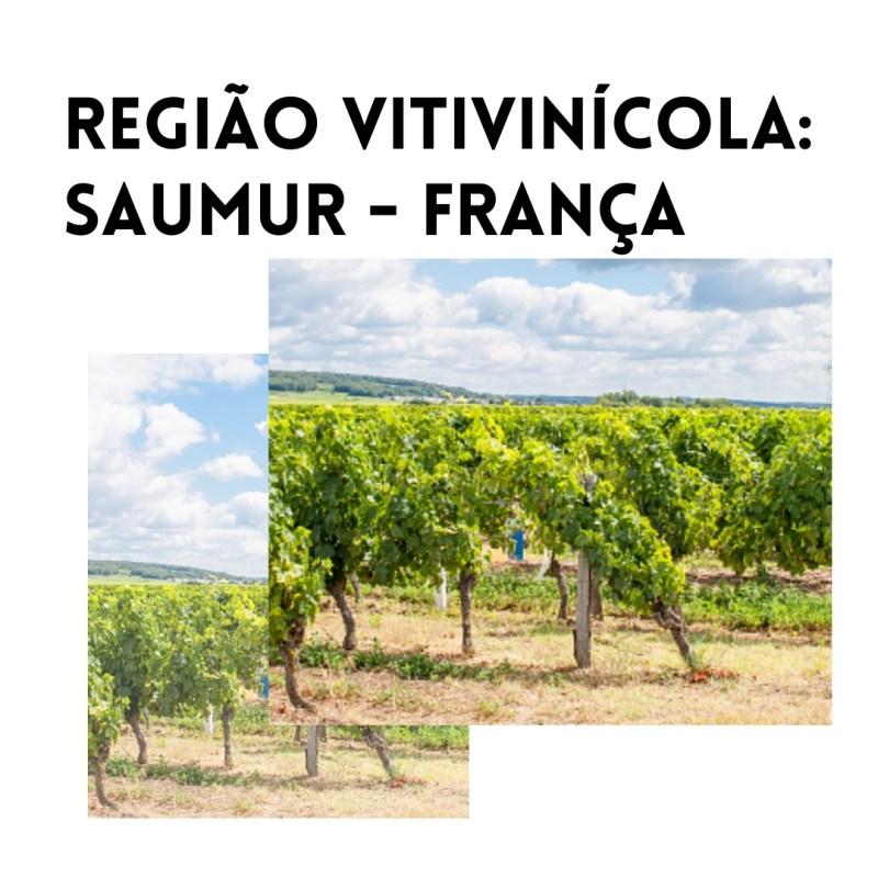 Região vitivinícola: Saumur (França)
