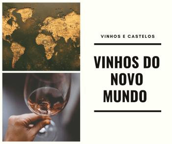 Vinhos do Novo Mundo