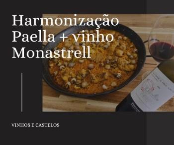 Harmonização para o dia a dia: paella de coelho com caracol