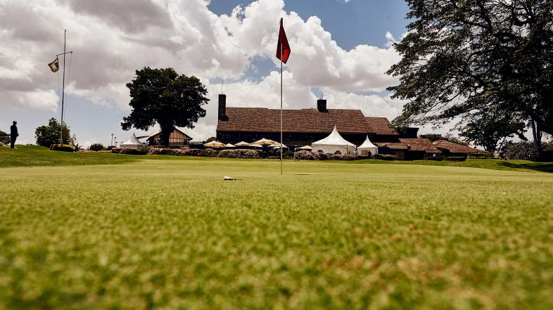 Lunch by the Lush Green Course offering Verdant Views at Karen Country Club
