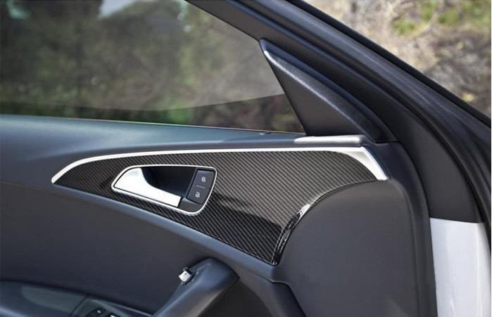 24-X60-High-Gloss-Black-Silver-2D-Carbon-Fiber-Vinyl-Car-Wrap-Stickers