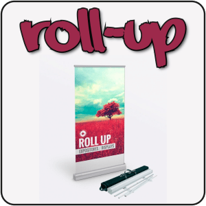 Roll-up personalizados