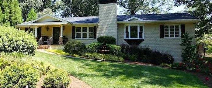 Smyrna GA Community Of Homes In Forest Hills