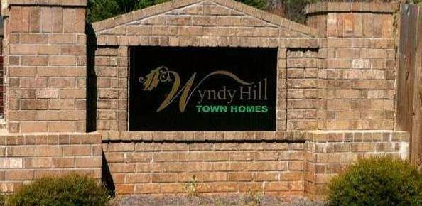 Smyrna GA New Construction-Wyndy Hill Town Homes