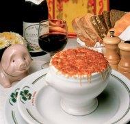 Por si quieres echarte una patita: Sugerencias de maridaje en Au Pied de Cochon