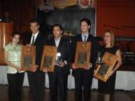 Fueron entregados los premios Diosa Mayahuel a los mejores tequilas del ciclo 2009-2010
