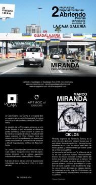 En Guadalajara, La Contra y La Caja inauguran exposición conjunta.