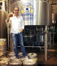 Cervecería Minerva celebra ocho años con 60 IBU's