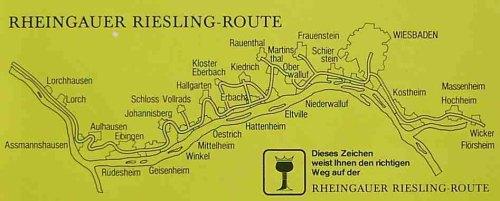 Rheingau Ruta Riesling  www.gastro-rheingau.de