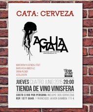 #GDL: Cata de Cerveza Artesanal Aguamala en @TiendadeVinoMX