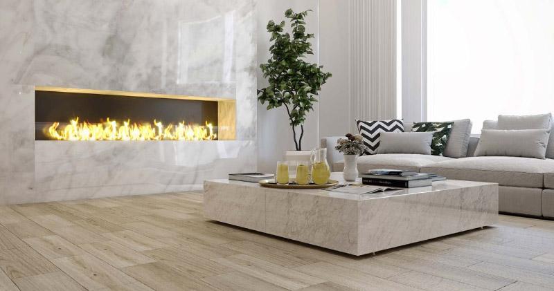 consejos para combinar el color de pisos y paredes