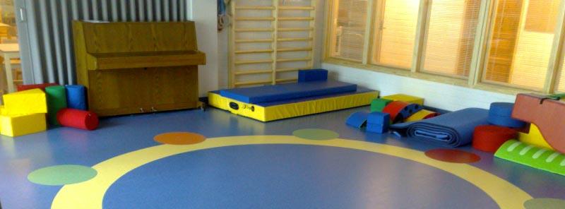 Solución en pisos para escuelas y centros educativos