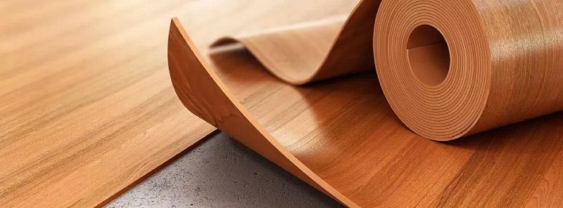 Formatos de piso en PVC