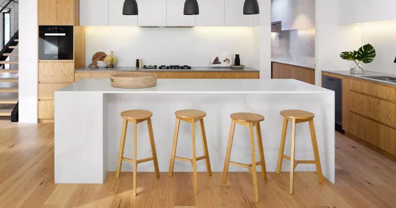 Tendencias diseño de cocinas modernas