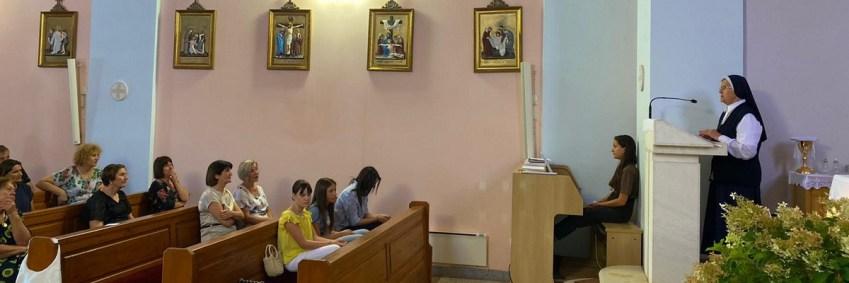 Župu Vinjani posjetile časne sestre iz Konga