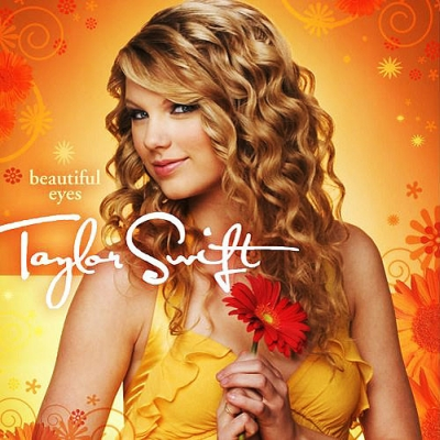 Taylor Swift -《Beautiful Eyes》