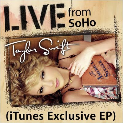Taylor Swift -《Live from SoHo》
