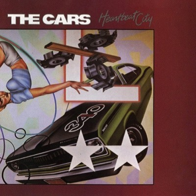 The Cars -《Heartbeat City》